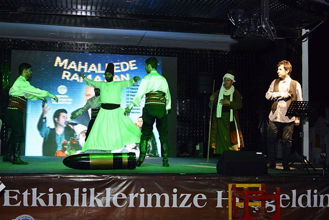 Mahallede Ramazan Etkinlikleri Aydıncık ile Başladı