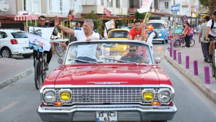 Mezitli Soli Güneş Festivali Heyecanı Başladı