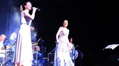 """Mezitli Soli Güneş Festivalinde """"Candan Gelen Kardeş Türküler"""""""