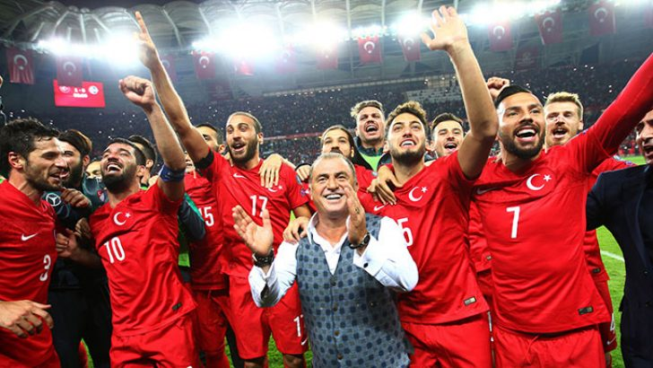 Euro 2016'da Türkiye'nin İlk Rakibi Hırvatistan