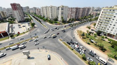 Mersin'de İkinci Bat-Çık Projesi'nin Altyapı Çalışmaları Başladı