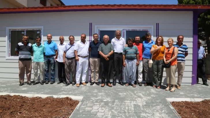 Mezitli'de Gönüllü Ağı Genişliyor