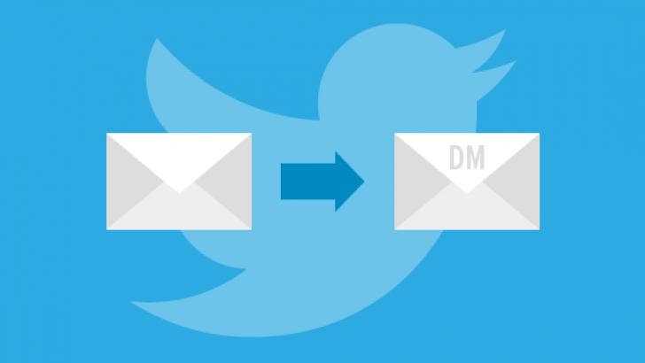 Twitter'da DM'den gelen sahte mesajlara dikkat!