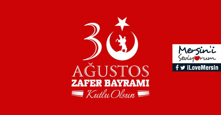 "30 Ağustos ""Zafer Bayramı""mız Kutlu Olsun"