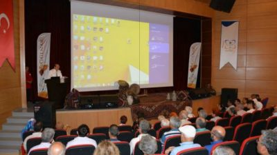 Gülnar 100. Yıl Bilim Sempozyumu Açıldı