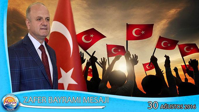 Vali Özdemir Çakacak'tan 30 Ağustos Mesajı
