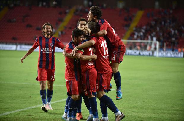 Mersin İdman Yurdu Galibiyete Alıştı: 3-0