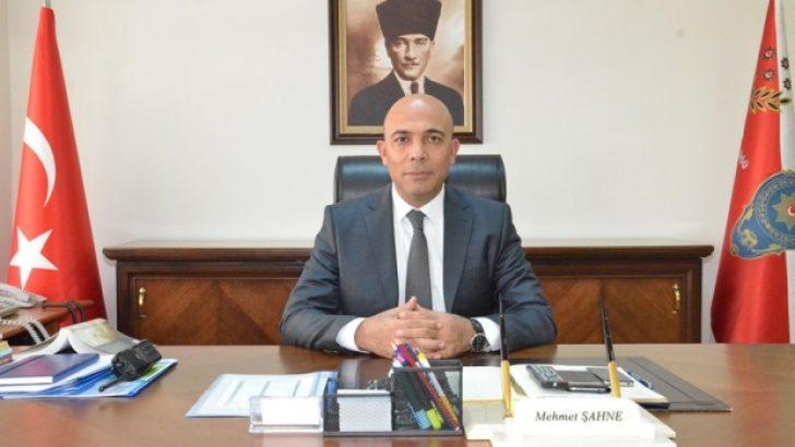 Mersin'e Yeni Emniyet Müdürü