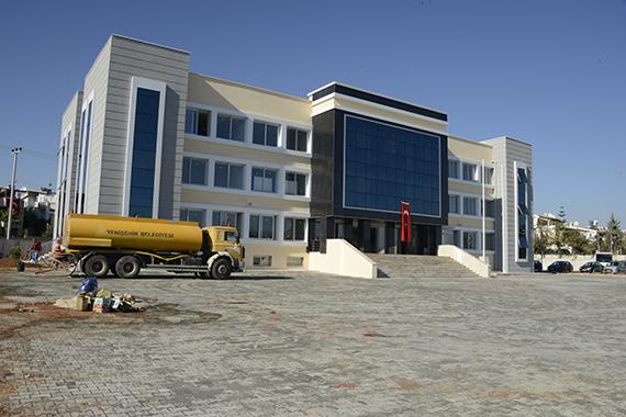 """Yenişehir Belediyesi """"Bilim Sanat Merkezi"""" İnşaatını Tamamladı"""