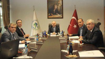 Çukurova Kalkınma Ajansı Aralık Ayı Toplantısı Gerçekleştirildi