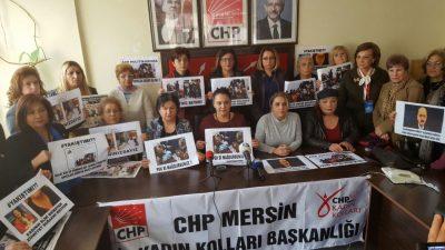 """CHP'li Kadınlar: """"Meclis'te Yaşanan Şiddet Görüntüleri Başkanlık Sisteminin Ayak Sesleridir"""""""