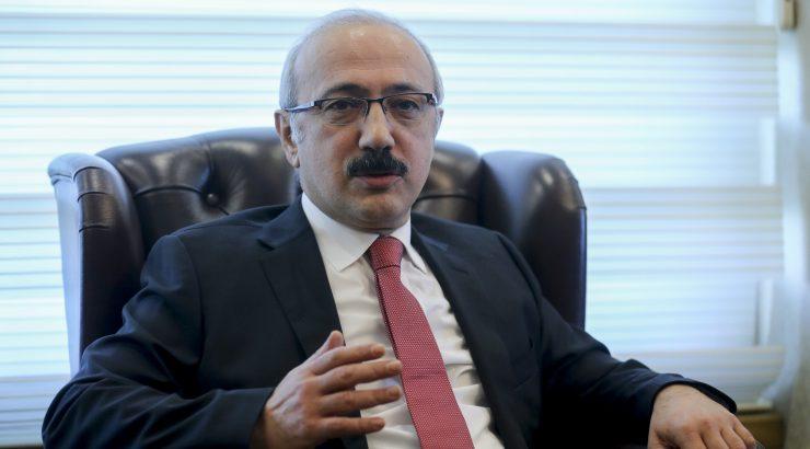 """Kalkınma Bakanı Lütfi Elvan: """"O Bölgelerimiz Şahlanacak"""""""