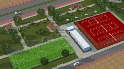 Yenişehir Belediyesi'nden Yeni Bir Yaşam Alanı