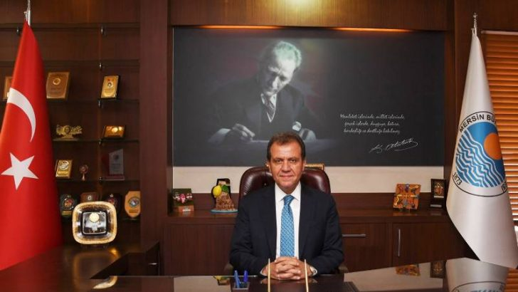 Başkan Vahap Seçer'den 1 Mayıs Mesajı