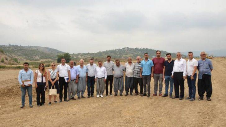 Tarsus'ta İncir Şenliği Başlıyor