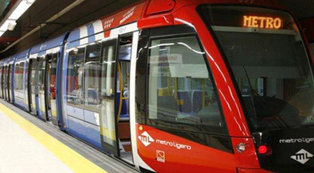 Mersin'e Metro Müjdesi