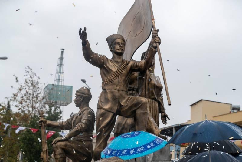 Mersin Kuvayı Milliye Anıtına Kavuştu
