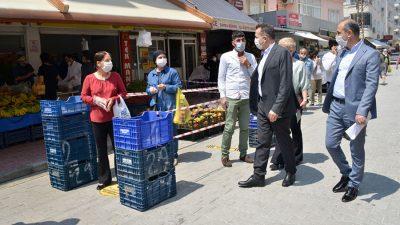 Yenişehir'de Alanya Sokağı ve Çevresi Yenilenecek