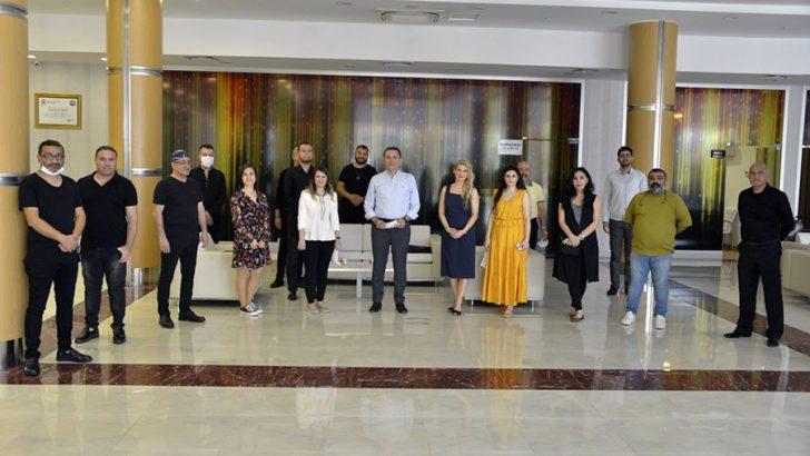 Yenişehir TV'de Bayram Konseri