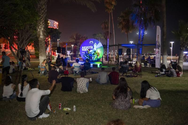 Mersin'de Bayram Konserlerle Kutladı
