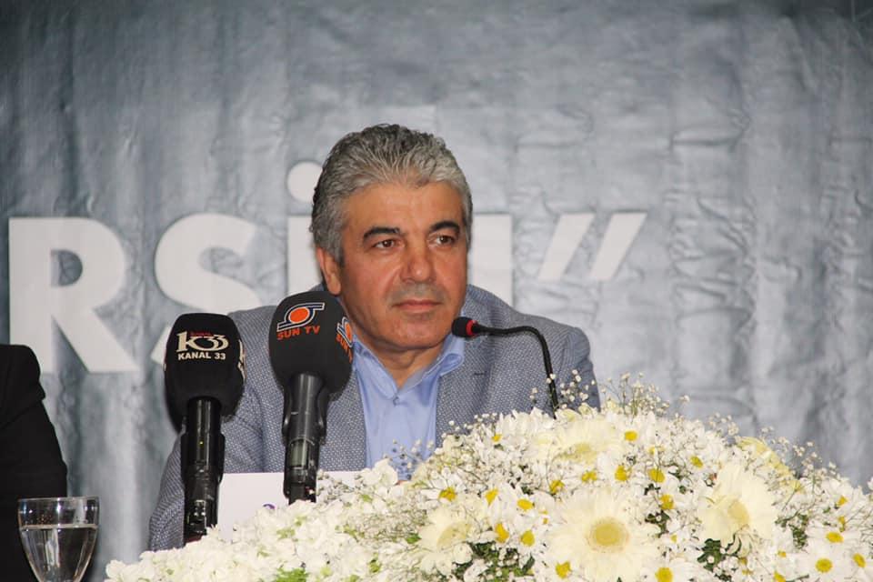 Mersin Büyükşehir Belediyesi Genel Sekreter Vekili Olcay Tok Covid-19'a Yakalandı