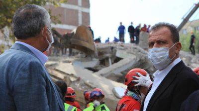 Başkan Seçer, İzmir'deki Vatandaşların Acısını Paylaştı