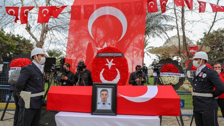 Mersinli Şehit Sedat Yabalak Son Yolculuğuna Uğurlandı
