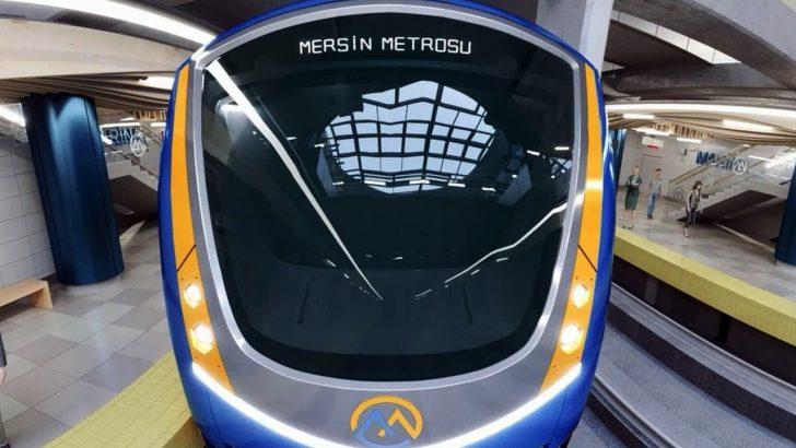Mersin Metrosu'nun İhalesi Yapıldı