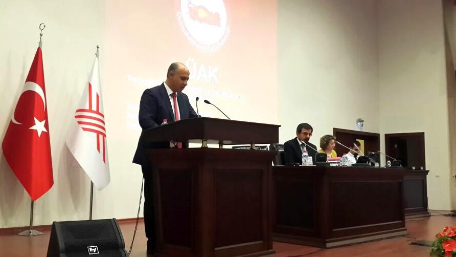 Üniversitelerarası Kurul Prof. Dr. Ahmet Çamsarı Başkanlığında Toplandı
