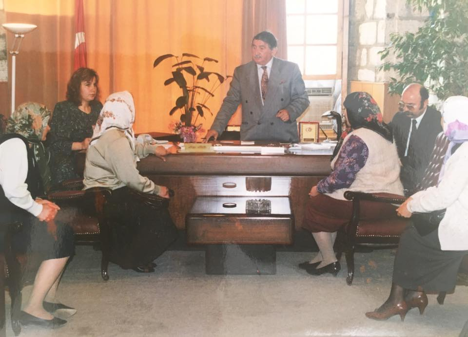 Mersin'in Efsane Başkanı Kaya Mutlu Yaşamını Yitirdi