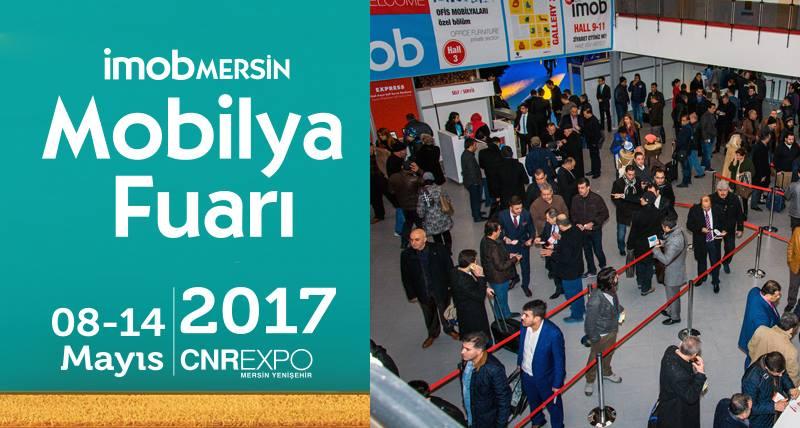 Mobilya Sektörü Mersin'de Buluşuyor