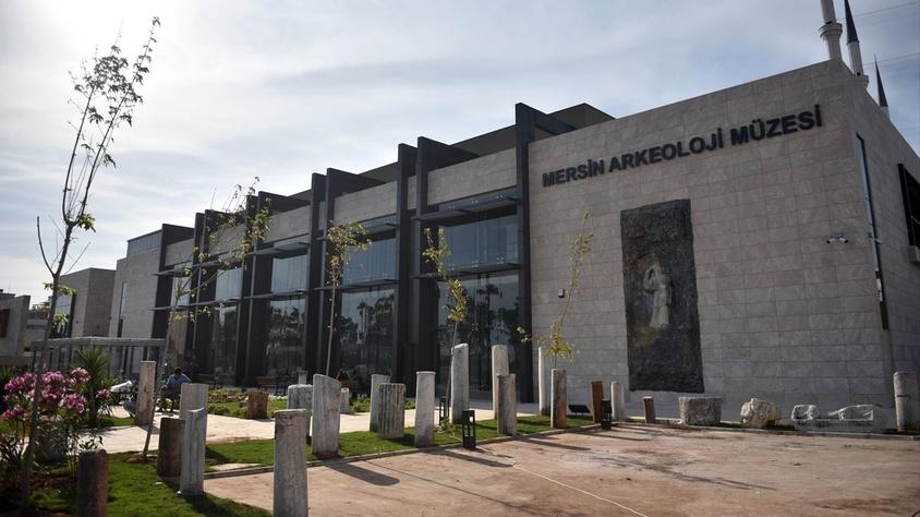 Mersin Arkeoloji Müzesi 18 Mayıs'ta Açılıyor