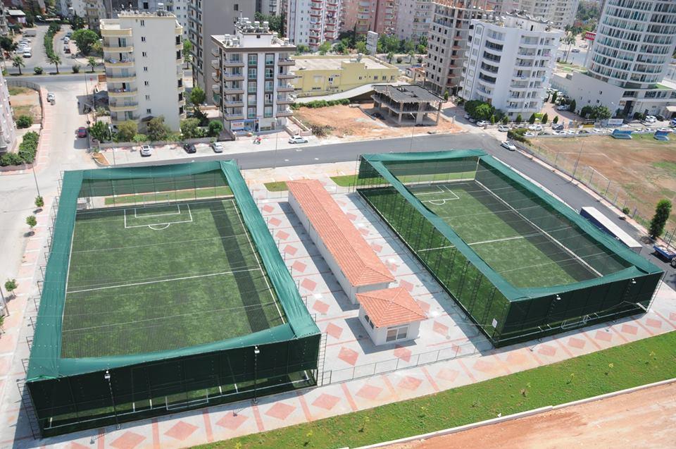 Güvenevler Spor Kompleksi Hazır