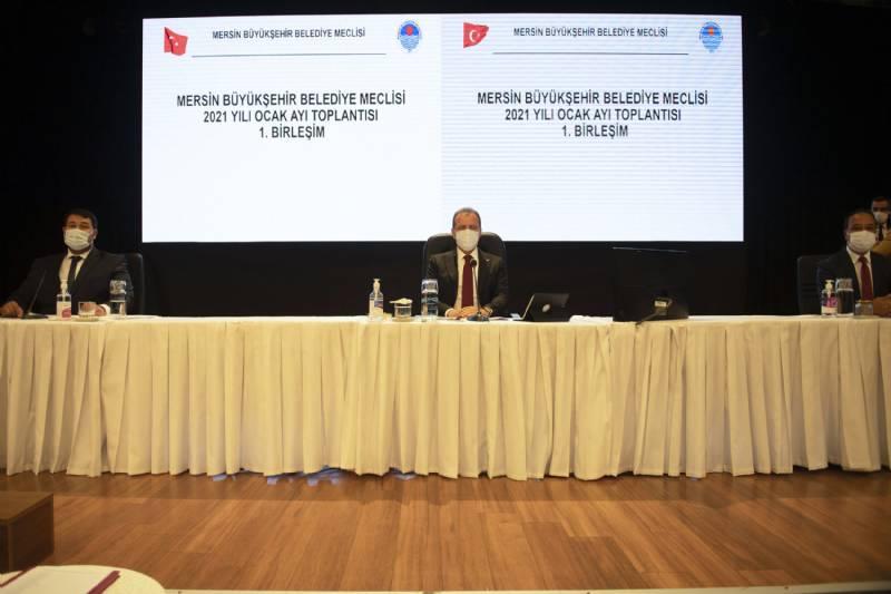 Mersin Büyükşehir Belediyesi Sayıştay Denetimlerini Sorunsuz Geçti