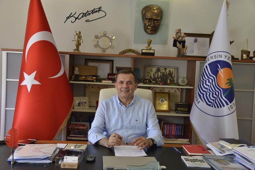 Yenişehir Belediye Başkanı Özyiğit'ten Bayram Mesajı